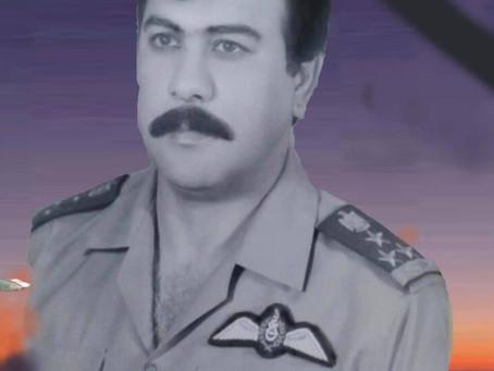الفريق الركن طيار فهد عبد الباقي العجيلي
