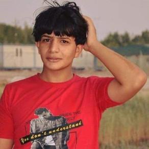 الشهيد البطل أحمد حسين الغزي