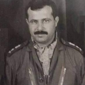 المقدم الطيار صالح مهيدي صالح الجبوري