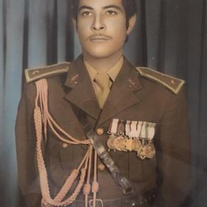 الملازم الأول معد إسماعيل الجنابي