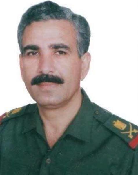 ضابط استخبارات عسكرية
