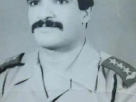 النقيب الطيار سعد حسين الأحبابي