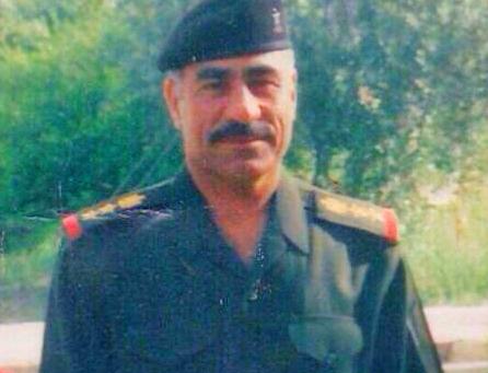 العميد الركن أحمد عبيد نجم الدليمي