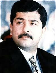 الرفيق الشهيد قصي صدام حسين