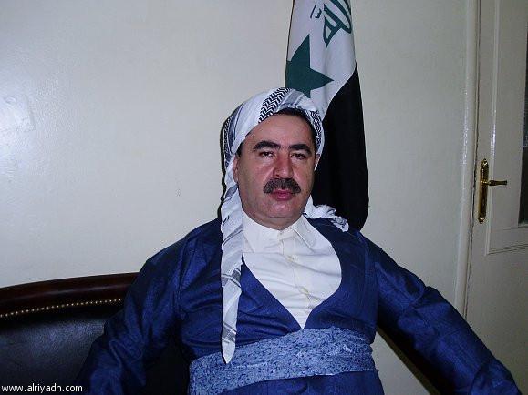 أمين عام حزب الحرية والعدالة الكردستاني