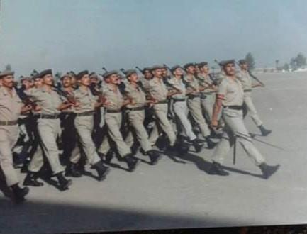 سرية حطين - الكلية العسكرية الثالثة