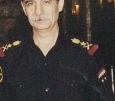 الفريق الأول ركن قيس عبد الرزاق الاعظمي