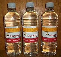 Munson water