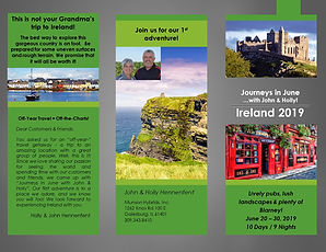 Journeys in June, Ireland pub crawl, page 1