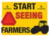 start seeing farmers