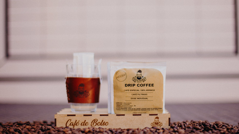 KIT CAFÉ DE BOLSO - RAFA PALMA