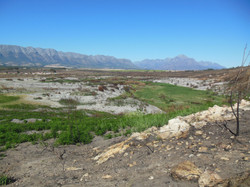 tulbagh mtns hike