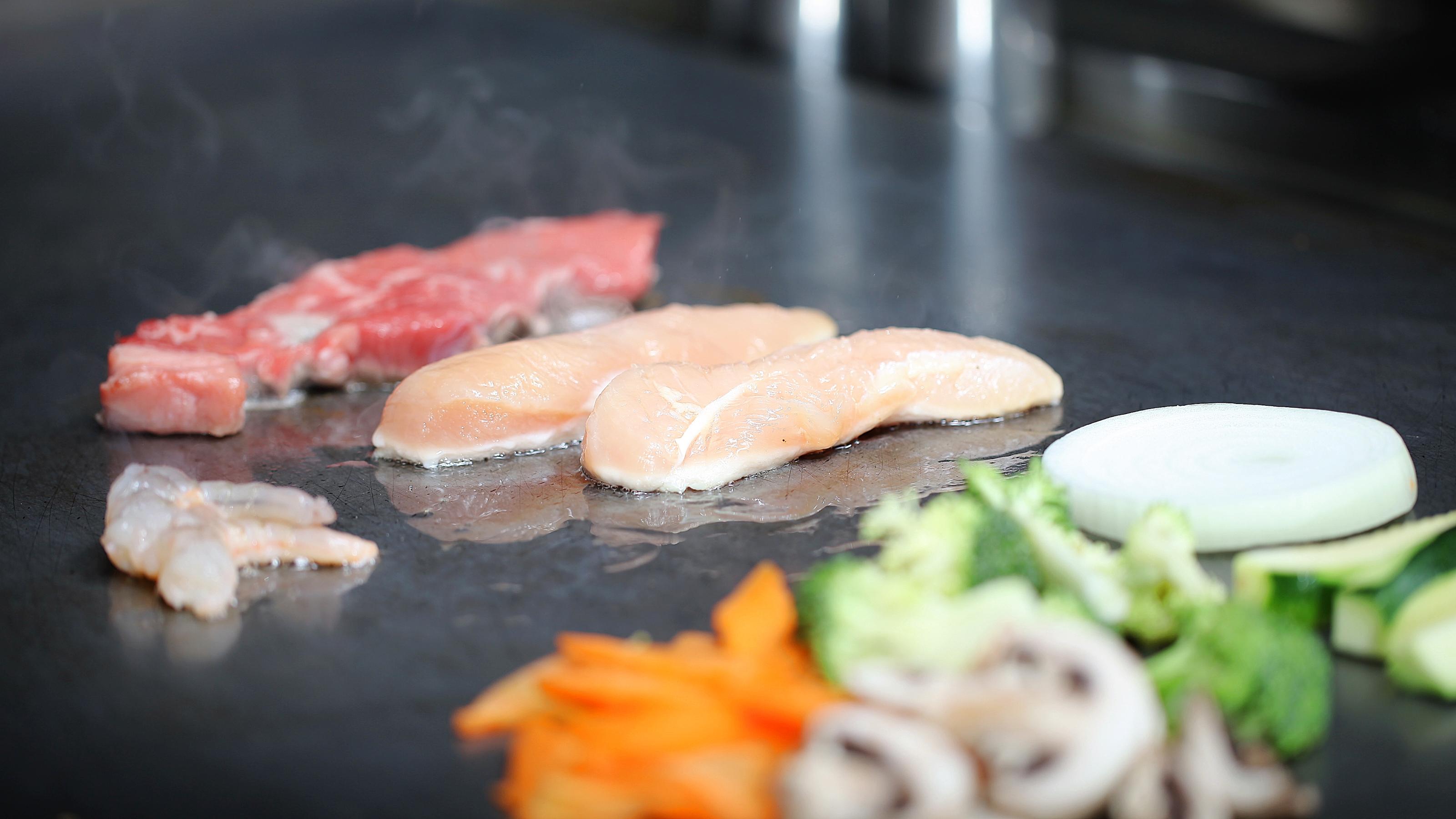 Lunch Hibachi