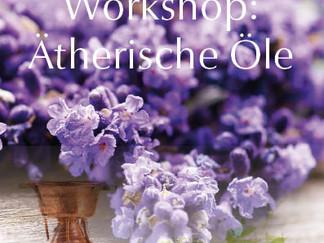 Workshop ätherische Öle