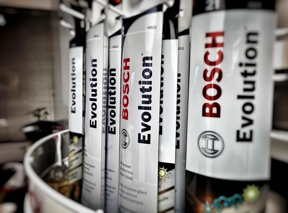 Bosch Evolution Wiper Blades