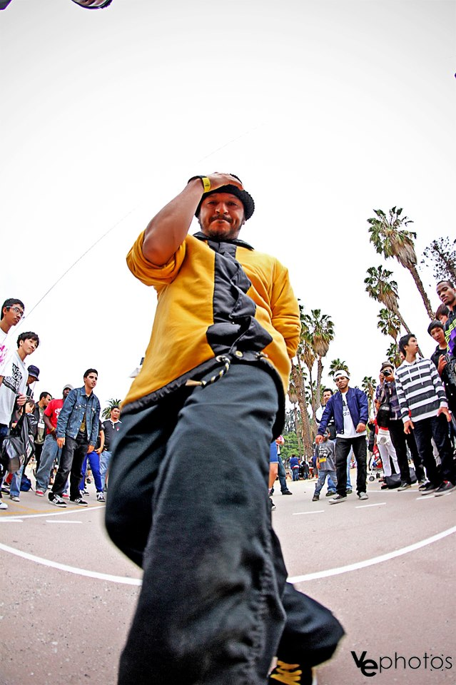 Bboy Summit - Cali