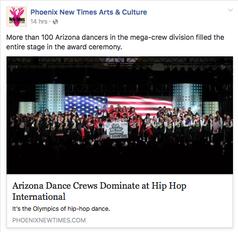 Hip Hop International: Phoenix