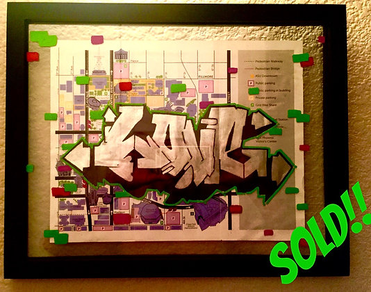 "SOLD!! ""City Love"" SOLD!!"