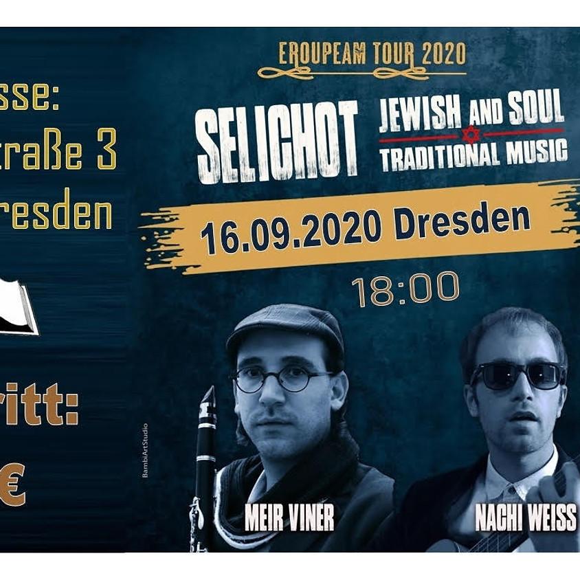 Soul music & Blues in Dresden