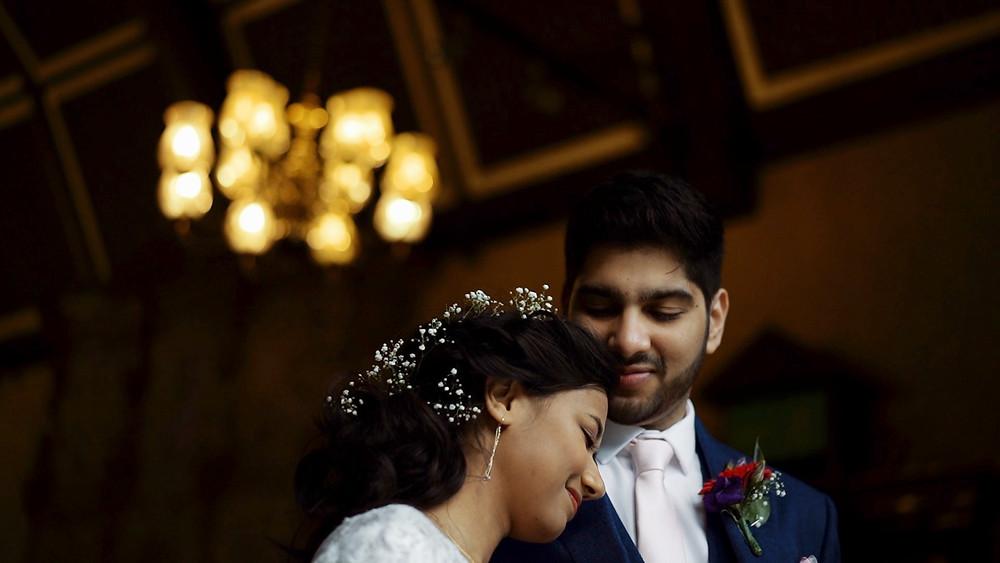 Lockdown Wedding Video London