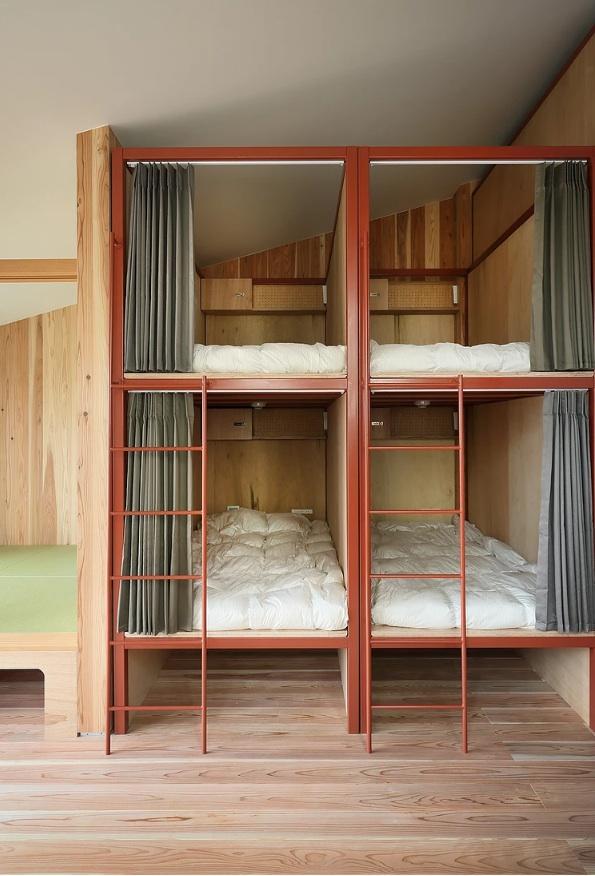 京都のカプセルホテル