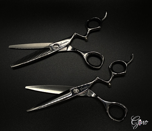 """""""The Conduttore Collection"""" Gino Limited Edition Shear Set"""