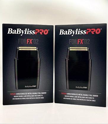 6 BaBylissPro Black Shavers