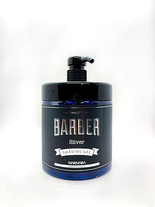 Marmara - Barber Silver Shaving Gel - Shaving gel 1000 ml