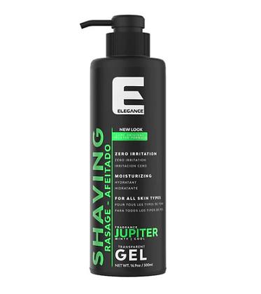 Elegance Plus Shaving Gel 500 ml