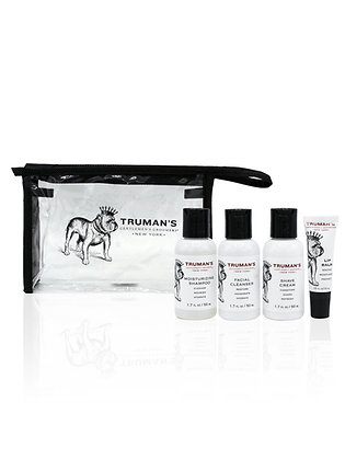 Truman's Travel Kit 4-Piece Set