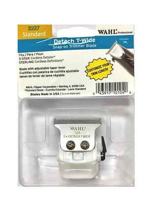 WAHL Detach T-Wide 2227
