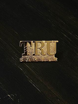 TRU Barber Gold Pin