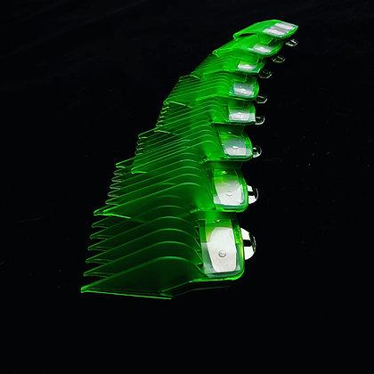 Clear Green Premium Guards