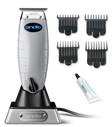 Andis Professional Cordless T-Outliner Lithium-Ion Trimmer OPEN BOX