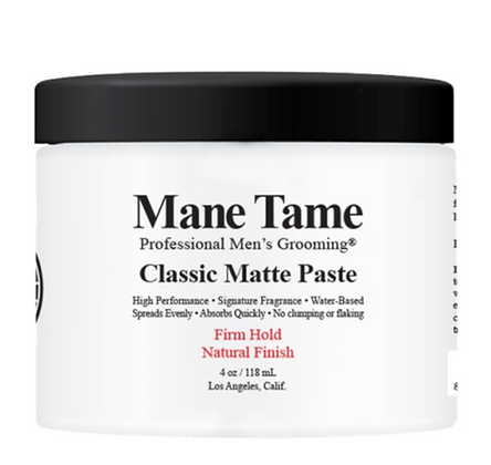 Mane Tame Classic Matte Paste 4oz