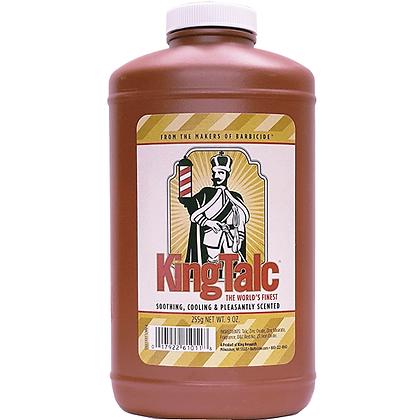 King Research Barbicide King Talc Powder 9 oz