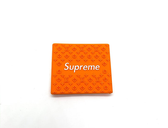 Orange/White Clipper Grip
