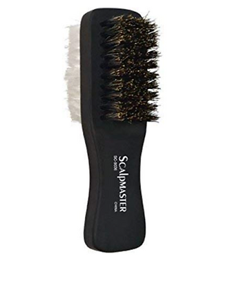 2 Sided Clipper Cleaning Brush