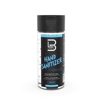 L3VEL3 Hand Sanitizer Aqua 50ml