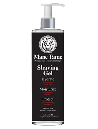 Mane Tame Shaving Gel 15.8oz