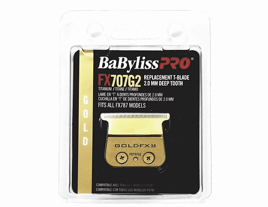 BaByliss Pro Skeleton ReplacementBlade Deep tooth  | FX 707G2
