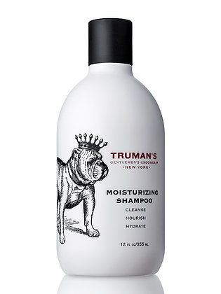 Truman's Moisturizing Shampoo 12oz
