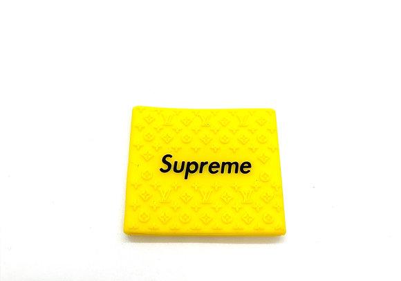 Supreme Yellow/Black Clipper Grip