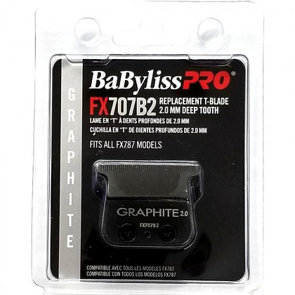 BaBylissPro FX707B  Replacement T-Blade (Graphite)