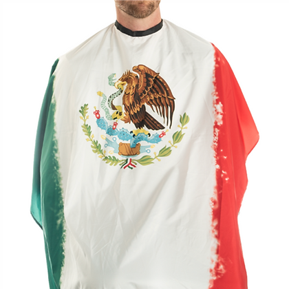 MD Mexican Flag Cape