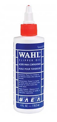 Wahl Clipper Oil (4 oz)