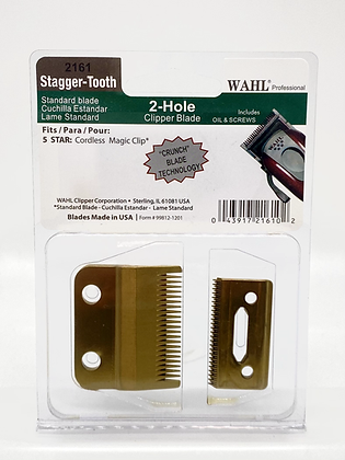Gold Stagger-Tooth Blade