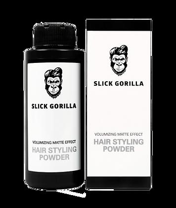 Slick Gorilla Hair Styling Texturizing Powder