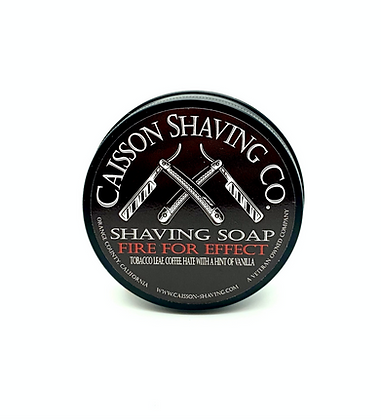 Caisson Shaving Co. Shaving Soap