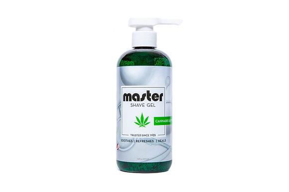 Cannabis Sativa Oil Shave Gel